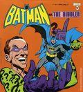 Batman Book and Record Set (1975 Power Records/Peter Pan) 1293