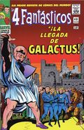 Los 4 Fantasticos (Spanish 2019 Panini Comics - Fantastic Four) Marvel Facsimil 48