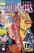 Los Nuevos Mutantes (Spanish 2019 Panini Comics - New Mutants) Marvel Facsimil 98