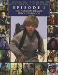 Star Wars Episode 1 Movie Story Book (1999) 1999