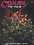 Conan The Rogue GN (1991 Marvel) 1-1ST