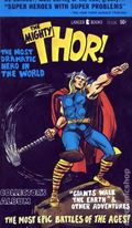 Thor Collector's Album PB (1966 Lancer Books) 1-1ST