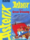 Asterix and The Great Crossing GN (1976 Dargaud Edition) 1-REP