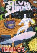 Silver Surfer Rebirth of Thanos TPB (1993 Marvel) 1st Edition 1-1ST
