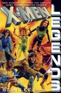 X-Men Legends SC (2000 Novel) 1-1ST