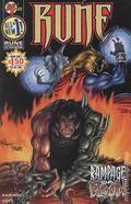 Rune (1995 2nd Series) 1SIGNED