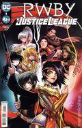 Rwby Justice League (2021 DC) 1A