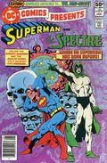 DC Comics Presents (1978 DC) Mark Jewelers 29MJ