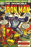 Iron Man (1968 1st Series) National Diamond 56NDS