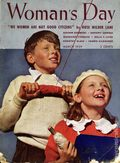 Woman's Day (1937-1970 Stores Publishing, Co.) Magazine Vol. 2 #6