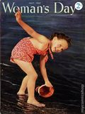 Woman's Day (1937-1970 Stores Publishing, Co.) Magazine Vol. 4 #10