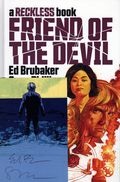 Friend of the Devil HC (2021 Image) A Reckless Book 1BP-1ST