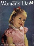 Woman's Day (1937-1970 Stores Publishing, Co.) Magazine Vol. 8 #2