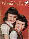Woman's Day (1937-1970 Stores Publishing, Co.) Magazine Vol. 12 #1