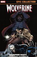 Wolverine Madripoor Nights TPB (2021 Marvel) Epic Collection 2nd Edition 1-1ST