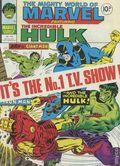 Mighty World of Marvel (1972 UK Magazine) 316
