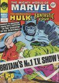 Mighty World of Marvel (1972 UK Magazine) 317