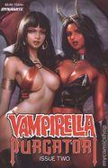 Vampirella vs Purgatori (2021 Dynamite) 2A
