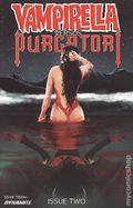 Vampirella vs Purgatori (2021 Dynamite) 2N