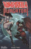 Vampirella vs Purgatori (2021 Dynamite) 2O