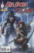 Red Sonja Claw Devils Hands (2006) 1B