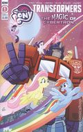 My Little Pony Transformers II (2021 IDW) 1A