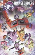 My Little Pony Transformers II (2021 IDW) 1RIA