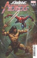 Savage Avengers (2019 Marvel) 20B