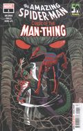 Spider-Man Curse of the Man-Thing (2021 Marvel) 1A