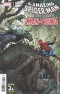 Spider-Man Curse of the Man-Thing (2021 Marvel) 1B