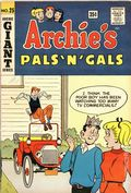 Archie's Pals 'n' Gals (1955) Canadian Price Variant 25