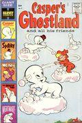 Casper's Ghostland (1958) Canadian Edition 2