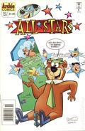 Hanna-Barbera All-Stars (1995-1996 Archie Comics) Canadian Price Variant 1