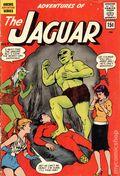 Adventures of the Jaguar (1961) 7-15CENT