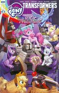 My Little Pony Transformers II (2021 IDW) 1RIB