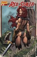 Red Sonja (2005 Dynamite) 8DF