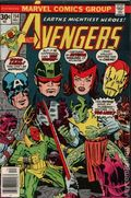 Avengers (1963 1st Series) Mark Jewelers 154MJ