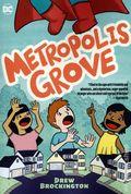 Metropolis Grove GN (2021 DC) 1-1ST