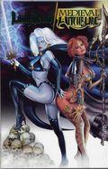 Lady Death Medieval Witchblade (2001) 1C.DFGREEN