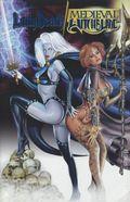Lady Death Medieval Witchblade (2001) 1C.DFBLUE