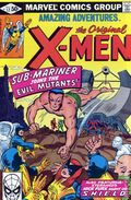 Amazing Adventures (1979 3rd Series) Mark Jewelers 12MJ