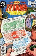 New Teen Titans (1980) (Tales of ...) Mark Jewelers 20MJ