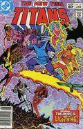New Teen Titans (1980) (Tales of ...) Mark Jewelers 32MJ