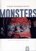Barry Windsor-Smith Monsters HC (2021 Fantagraphics) 1S-1ST
