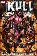Kull Savage Sword The Original Marvel Years Omnibus HC (2021 Marvel) 1A-1ST