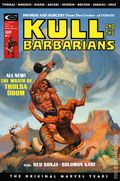 Kull Savage Sword The Original Marvel Years Omnibus HC (2021 Marvel) 1B-1ST