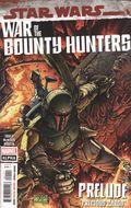 Star Wars War of the Bounty Hunters Alpha (2021 Marvel) 1A