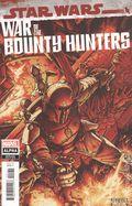 Star Wars War of the Bounty Hunters Alpha (2021 Marvel) 1C