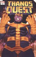 Thanos Quest Marvel Tales (2021 Marvel) 1A