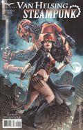 Van Helsing Steampunk (2021 Zenescope) One-Shot 1A